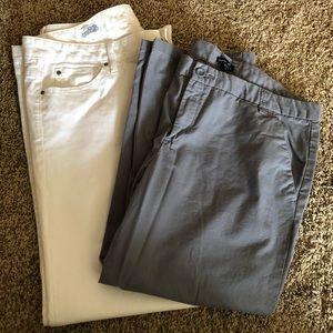 Women's Lot Gap Pants & Capri